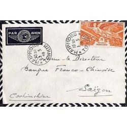 1948 Lettre 80 c par PA 39...