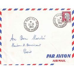 REGINA   . GUYANE FRANCAISE . 1967