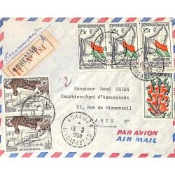 1960 Lettre à 85 F...