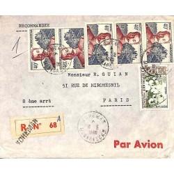 1960 Lettre...