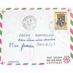 ANTSENAVOLO MADAGASCAR 1966