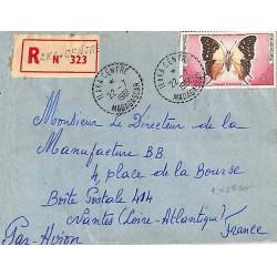 ILAKA CENTRE MADAGASCAR 1961