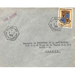 KIANGARA MADAGASCAR 1966