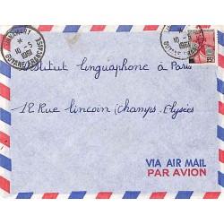 SINNAMARY  GUYANE FRANCAISE  1961