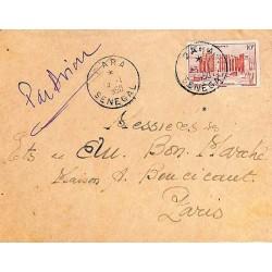 DARA SENEGAL  1950