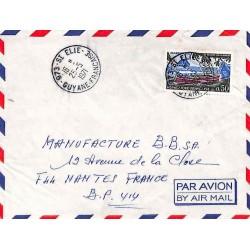 ST ELIE - GUYANE - FRANCAISE - 1971