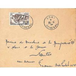 COKI SENEGAL  1954