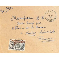 COKI SENEGAL  1955