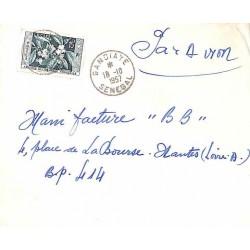 GANDIAYE SENEGAL 1957