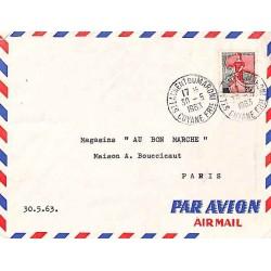 ST LAURENT DU MARONI  GUYANE FRse 1963
