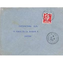 MANA GUYANE FRANCAISE 1959