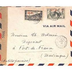 1945 Enveloppe avion pour...