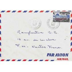 973 CAYENNE R.P. ANNEXE 1  - GUYANE - 1972