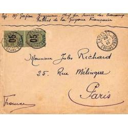 CAYENNE  GUYANE - FRANse 1913