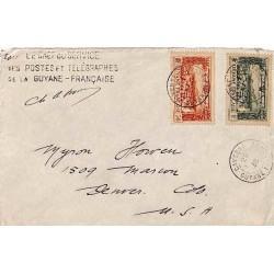 CAYENNE  GUYANE FRANCAISE 1936