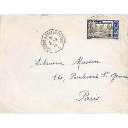 CAYENNE A FORT DE FRANCE L C 1935