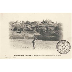 1907 TIMMIMOUN OASIS SAHARIENNES