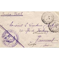 1913  POINT D'APPUI de TAFELTALA * Compagnie Saharienne LA SAOURA