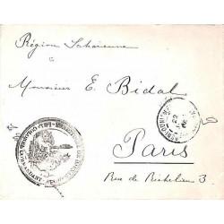 1904 TERRITOIRE DE...