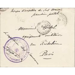 1904 COMPAGNIE SAHARIENNE...