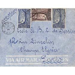 BONGOR A.E.F. 1949