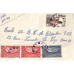 FIANGA * A.E.F. * 1952