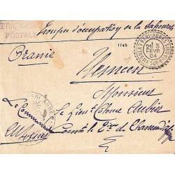 1904 OASIS SAHARIENNES Le Commandant du Détachement
