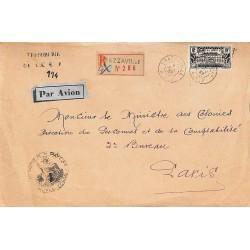 1937 Lettre...