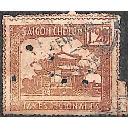 Saigon Cholon Taxes...