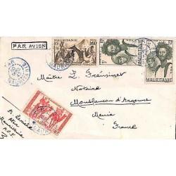 1945 Lettre...