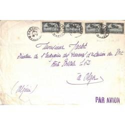1926 Lettre à 2 f. pour...