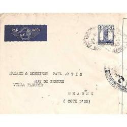 1945 Affranchissement 217...
