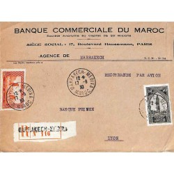 1930 Lettre 3 f 50 de...