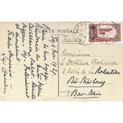 1924 Carte postale 105...