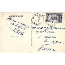 1929 Carte postale 25 c...