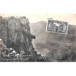 1920 Carte postale 15 c...