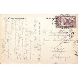 1925 Carte postale 60 c...