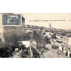 1931 Carte postale 1 f. 50...