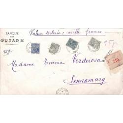 1933 Devant de lettre...