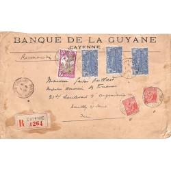 1938 Lettre chargée...