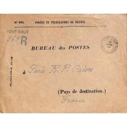 FORT-SIBUT OUBANGUI-CHARI 1934