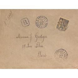 1894 Affranchissement à 35...