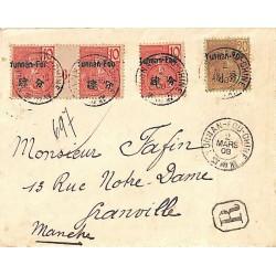 YUNNAN-FOU-CHINE 1908...