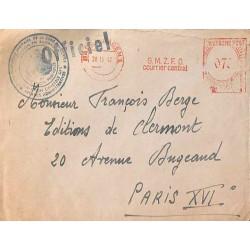 Lettre 1947...