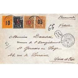 1913 Lettre 35 c...
