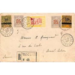1918 Lettre 35 c...