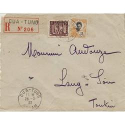 CUA - TUNG ANNAM 1932