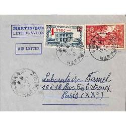LORRAIN MARTINIQUE 1947