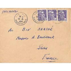 LORRAIN MARTINIQUE 1954