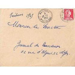 MACOUBA MARTINIQUE 1956